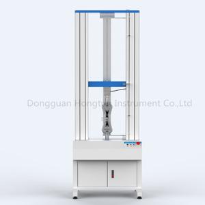 用通用试验机对材料进行试验