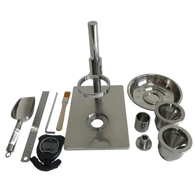 金属粉末霍尔流动性和堆积密度测试专业霍尔流动性测试仪